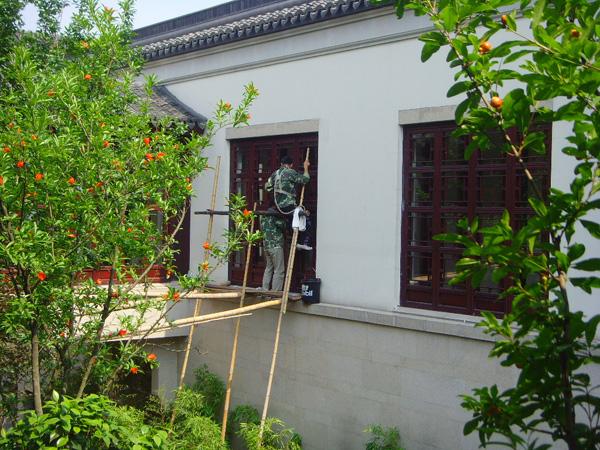 西子湖四季酒店物业保洁